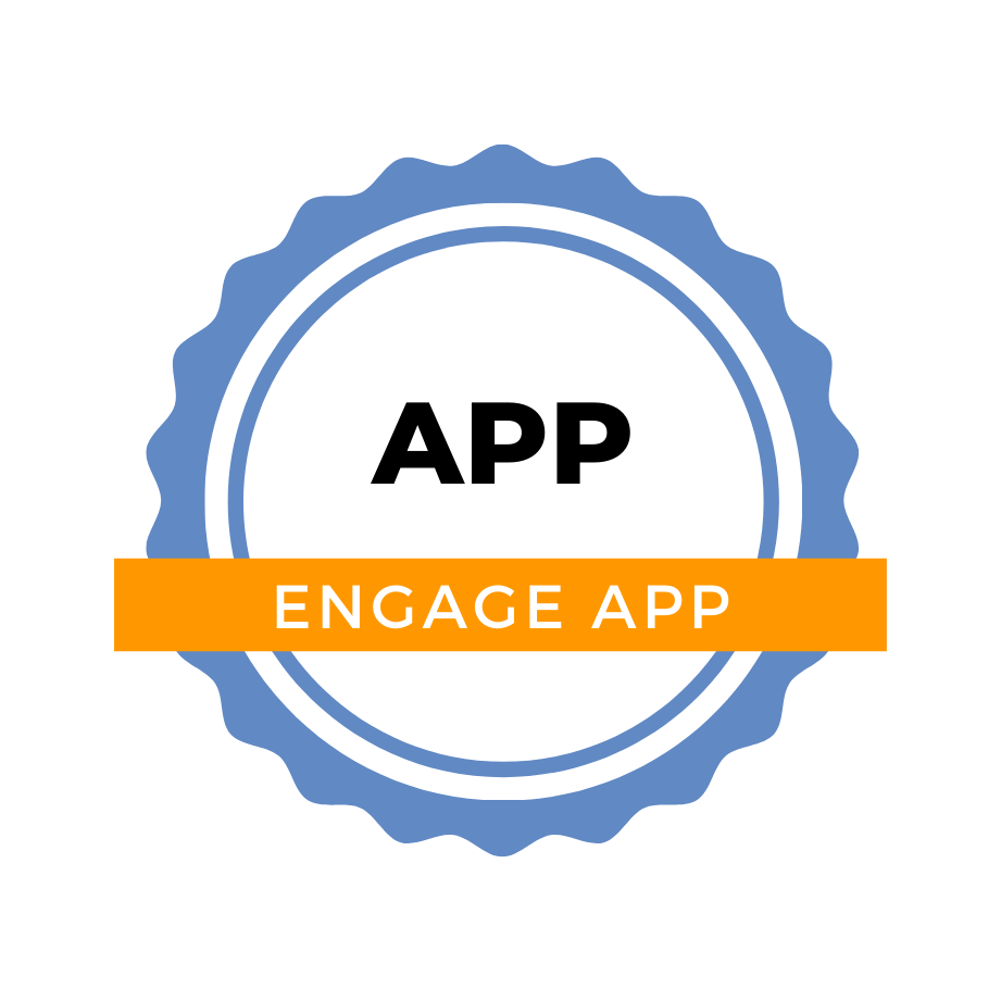 Engage App Badge